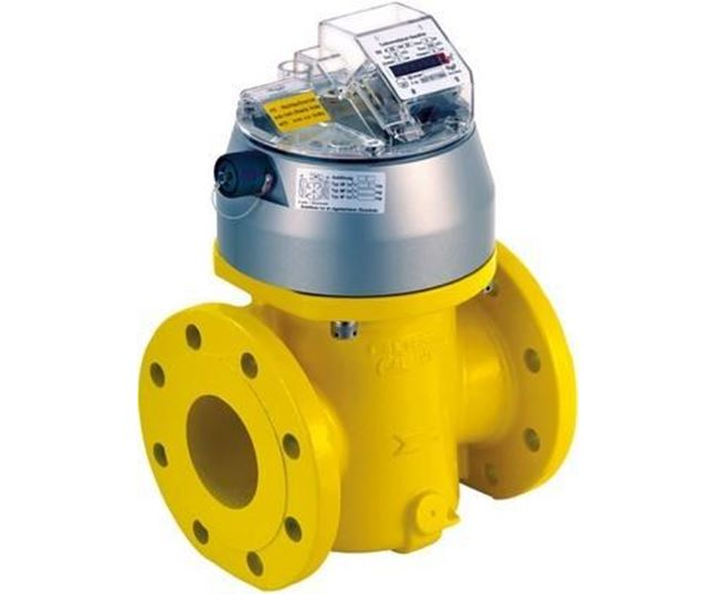Elgas EQZ Turbine Gas Meters