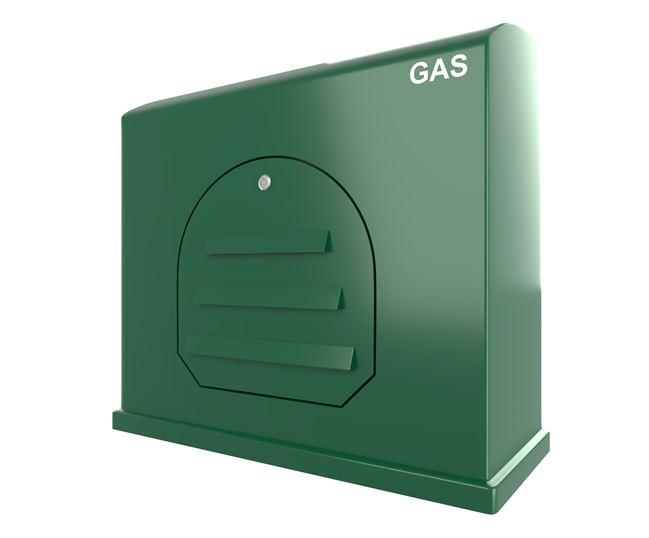 GC Gas Meter Housing