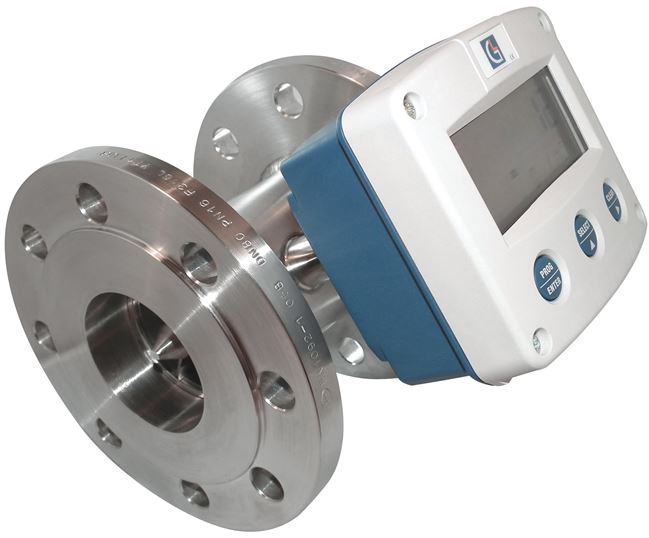LX Stainless Steel Turbine Flow Meter