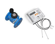 Mechanical Heating and Cooling Meters