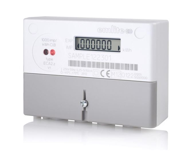 emlite ECA2 single phase meter
