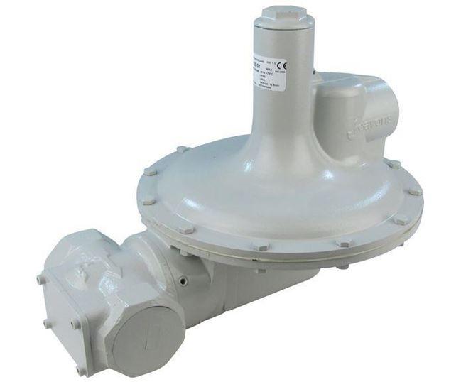 Elster J125 Medium Pressure Gas Regulator