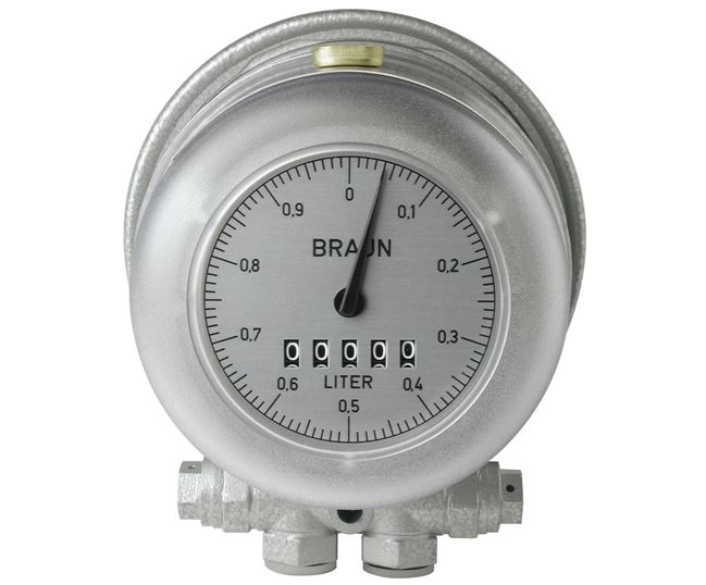Braun HZ Oil Meter
